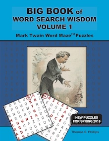 Big Book of Word Search Wisdom Volume 1