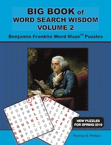 Big Book of Word Search Wisdom Volume 2