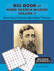 Big Book of Word Search Wisdom Volume 3